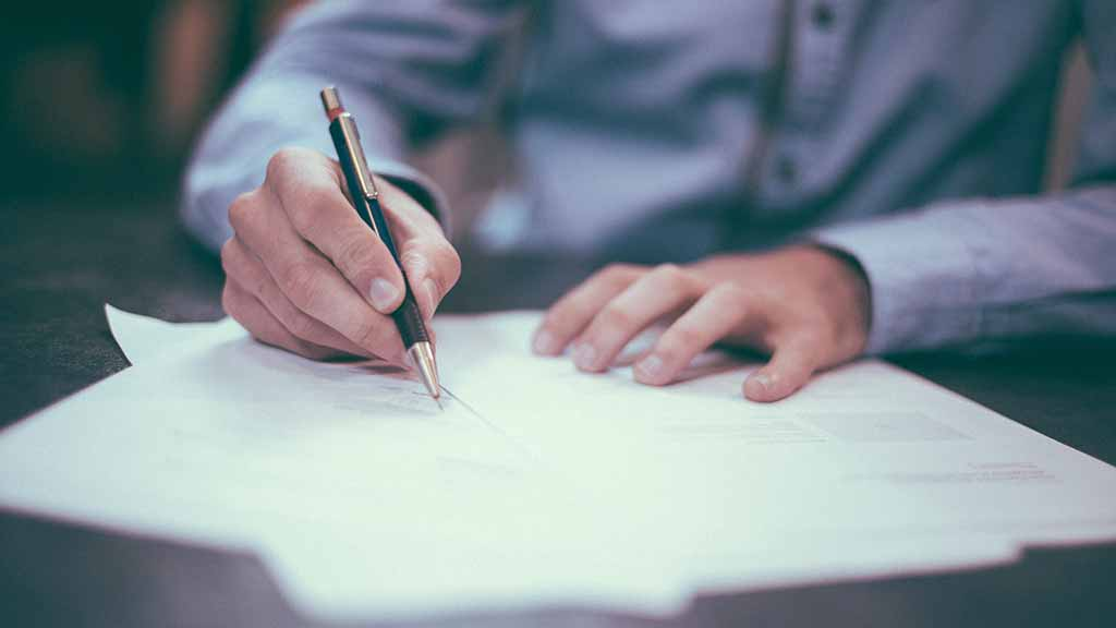 The Intricacy of a Work Agreement